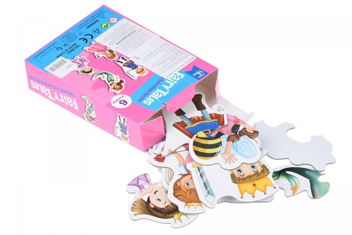 Пазл Same Toy Highsun Герои сказок (88061Ut) фото