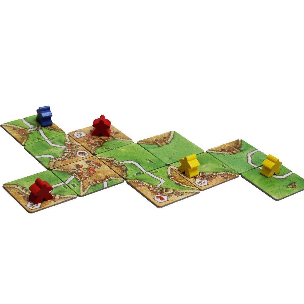 Настольная игра Hobby World Каркассон (4620011811110) фото
