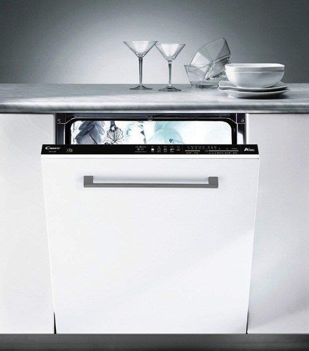 Посудомоечная машина Candy CDI 2D10473-07 фото 2