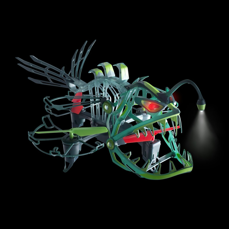 Дрон Auldey Drone Force исследователь и защитник Angler Attack (YW858300 ) фото 9