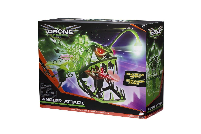 Дрон Auldey Drone Force исследователь и защитник Angler Attack (YW858300 ) фото 8