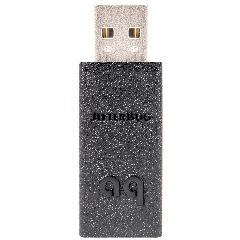 ЦАП AUDIOQUEST JitterBug USB Data & Power Noise Filter фото2