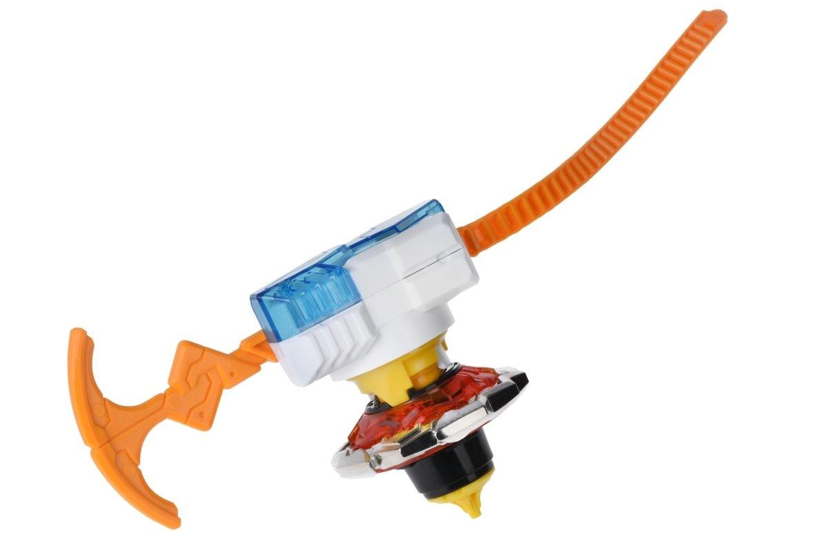Волчок с пусковым устройством Auldey Infinity Nado Серия Стандарт Blast Flame (YW624305 ) фото