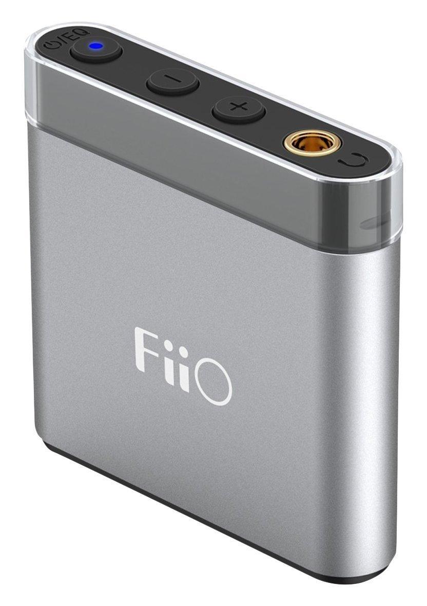 Підсилювач для навушників FiiO A1 Titanium-Black фото2