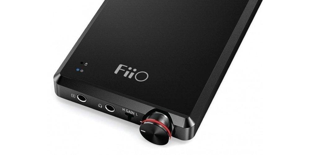 Підсилювач для навушників FiiO A5 Black фото2