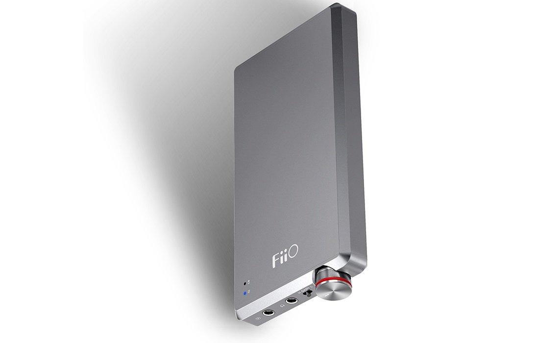Підсилювач для навушників FiiO A5 Titanium фото4