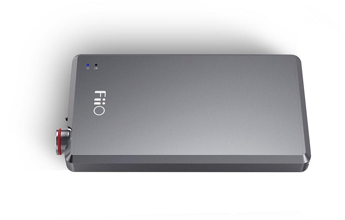 Підсилювач для навушників FiiO A5 Titanium фото3