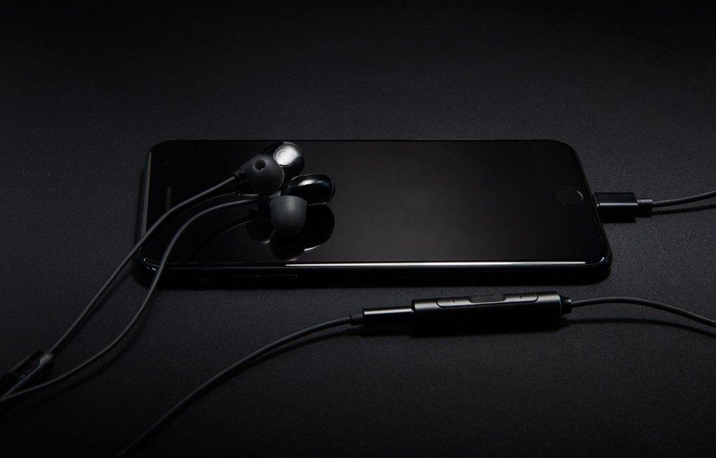 Підсилювач для навушників FiiO i1 Black фото7