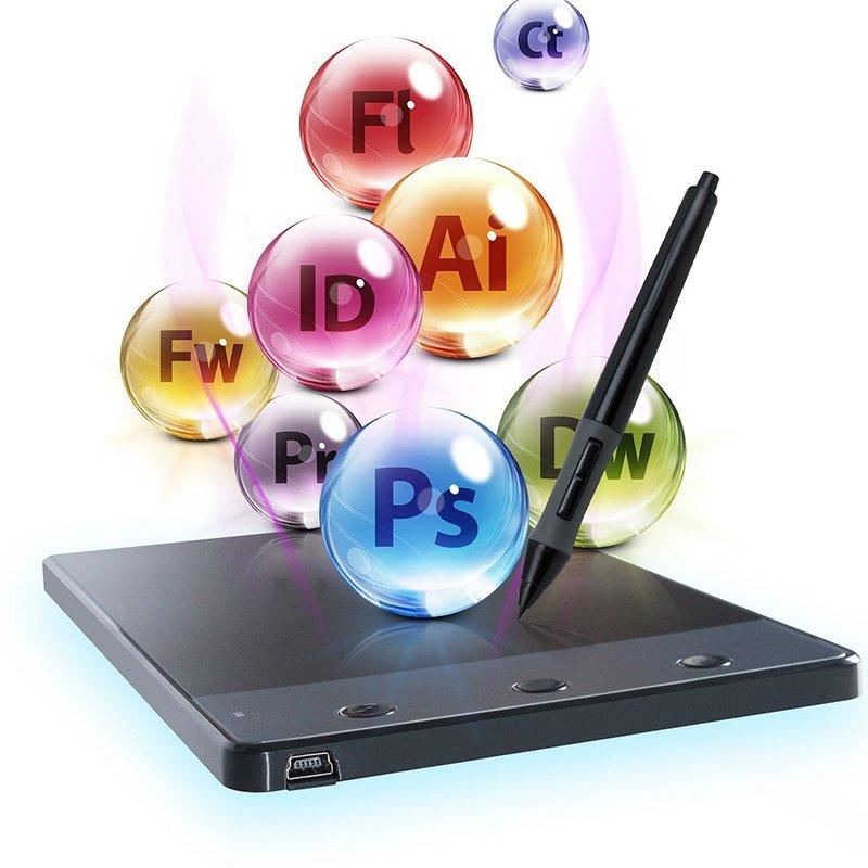 Графічний планшет Huion H420 фото