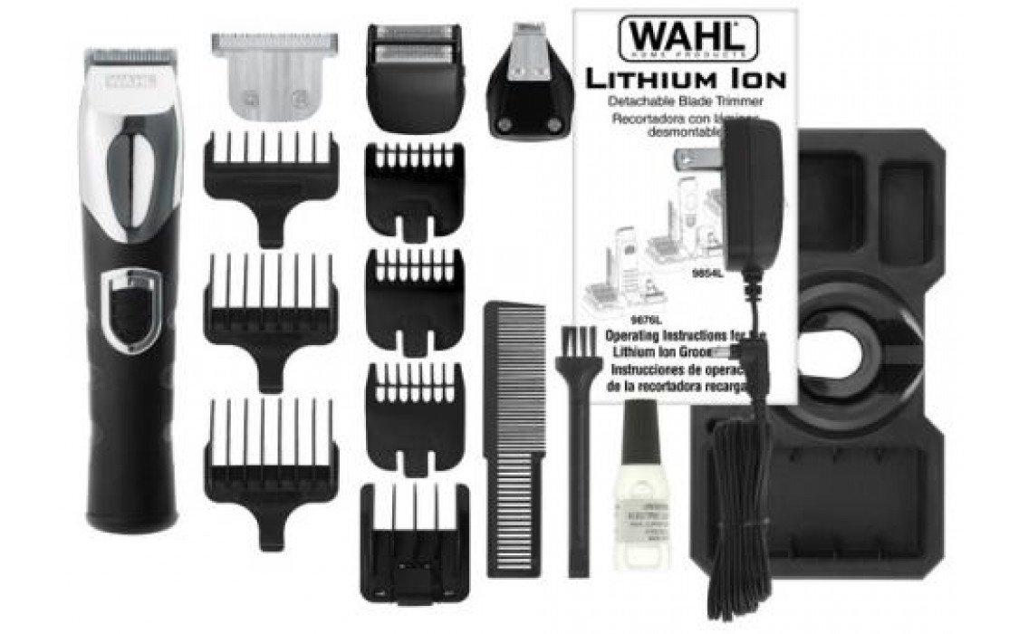 Груминг-набор WAHL 10-в-1 09854-616 фото