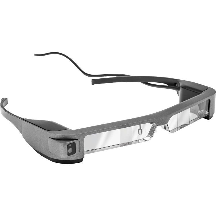 Очки дополненной реальности Epson Moverio BT-300 фото