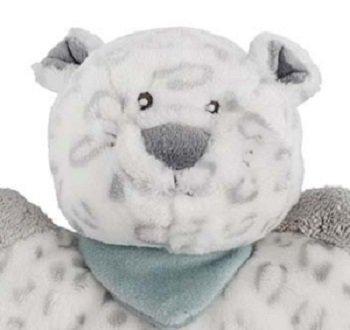 Мягкая игрушка-подушка Nattou Леопард Лея (963114) фото 2
