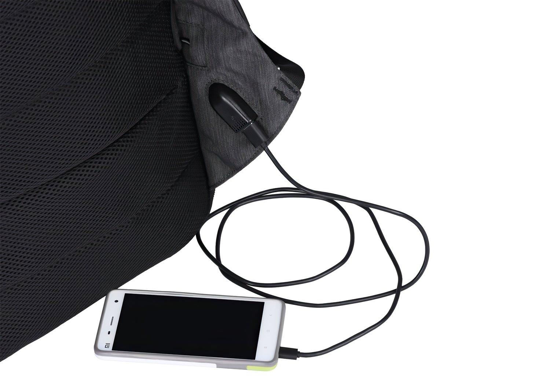 """Рюкзак для ноутбука 2E BPK63148BK 16"""" Black фото 8"""