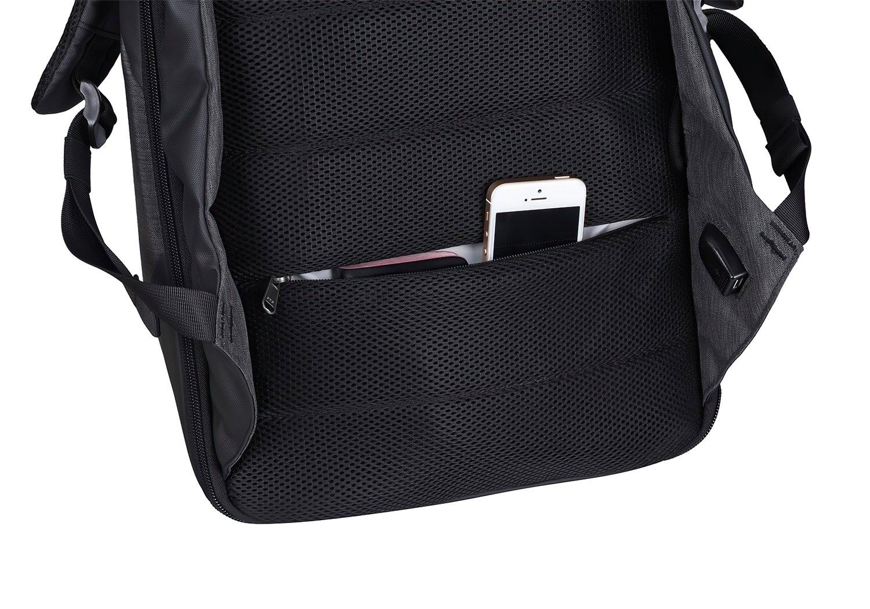 """Рюкзак для ноутбука 2E BPK63148BK 16"""" Black фото 12"""