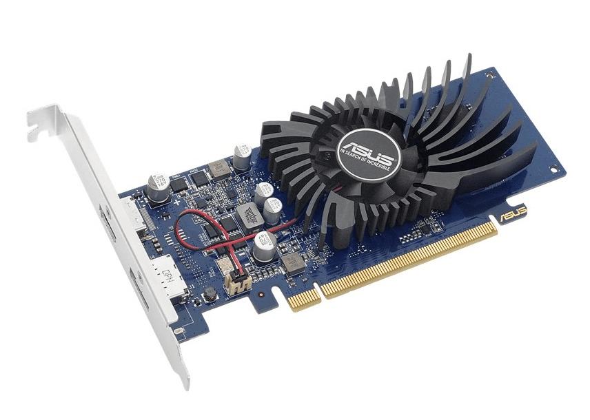 Видеокарта ASUS GeForce GT1030 2GB DDR5 (GT1030-2G-BRK) фото