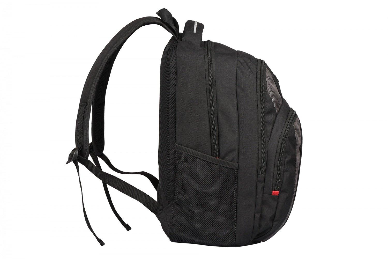 """Рюкзак для ноутбука Wenger Upload 16"""" Black-Gray фото"""