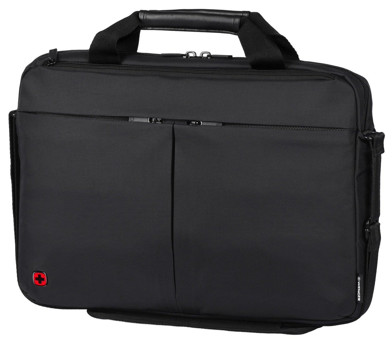 "<p>Сумка для ноутбука Wenger Format 14"" Laptop Slimcase Black</p>фото2"