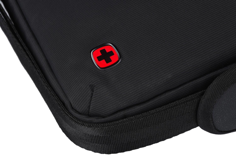 "<p>Сумка для ноутбука Wenger Format 14"" Laptop Slimcase Black</p>фото9"