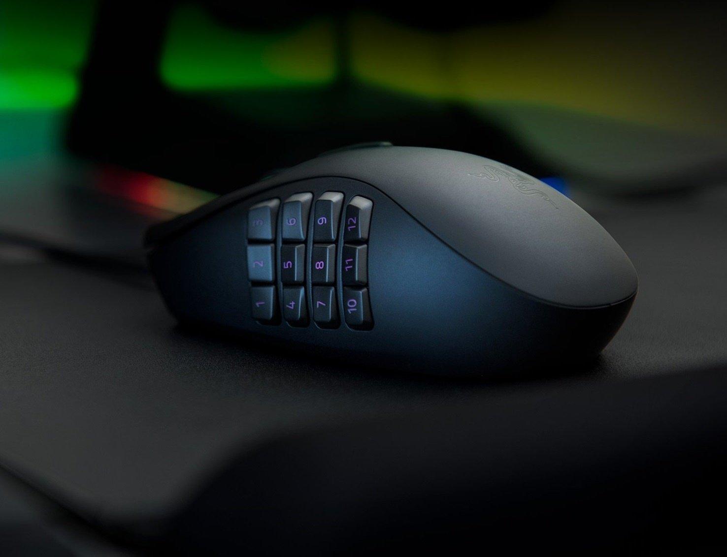 Ігрова миша Razer Naga Trinity (RZ01-02410100-R3M1) фото