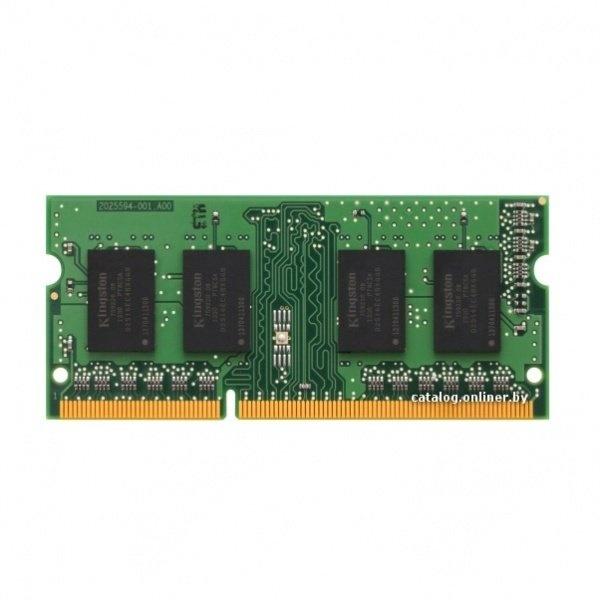 Память для ноутбука Kingston DDR4 2400 4GB (KVR24S17S6/4) фото 2