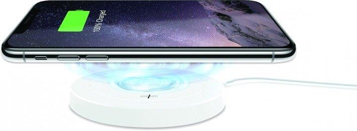 Бездротовий зарядний пристрій Minibatt Wireless Charging Qi DC5V-1.0A/9V1.1A фото5