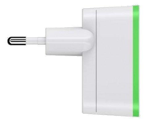 Сетевое зарядное устройство Belkin USB Home Charger (2.4Amp) c кабелем Lightening to USB-A, 1.2m, Белый фото 2