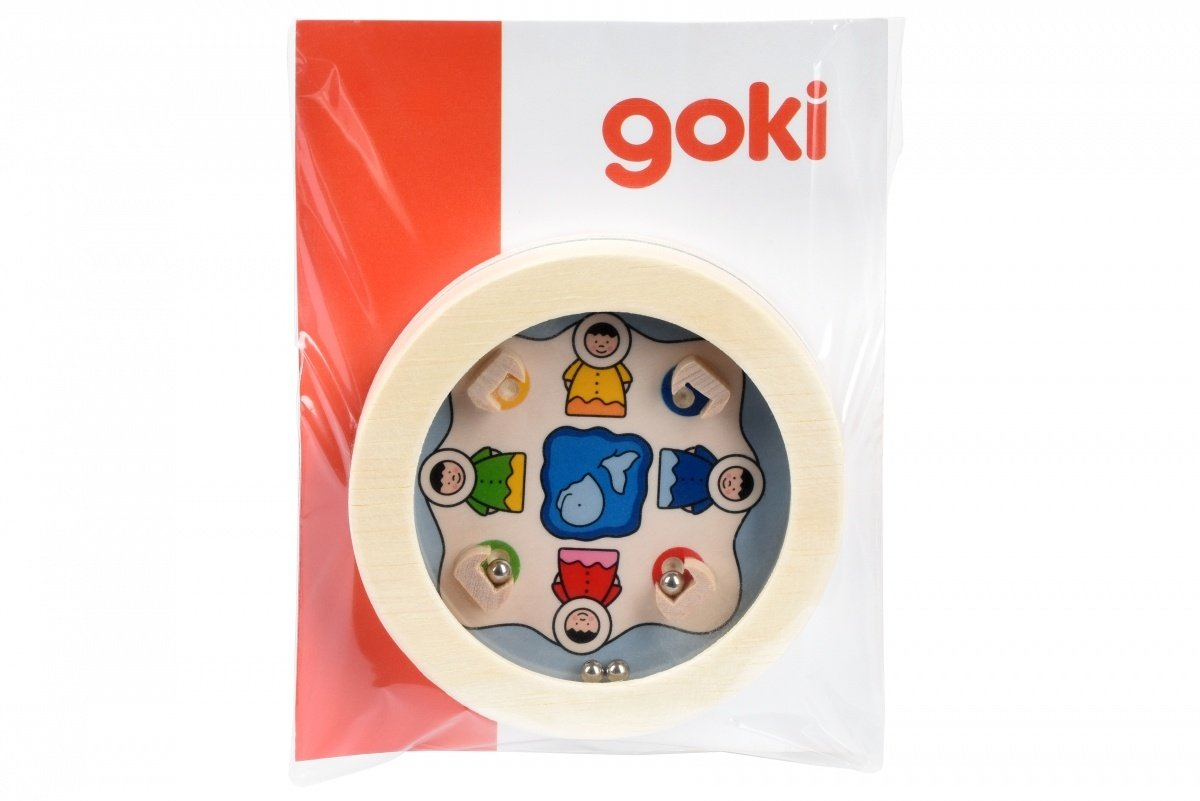 Игра goki Лабиринт. Эскимосы (56022G-4) фото