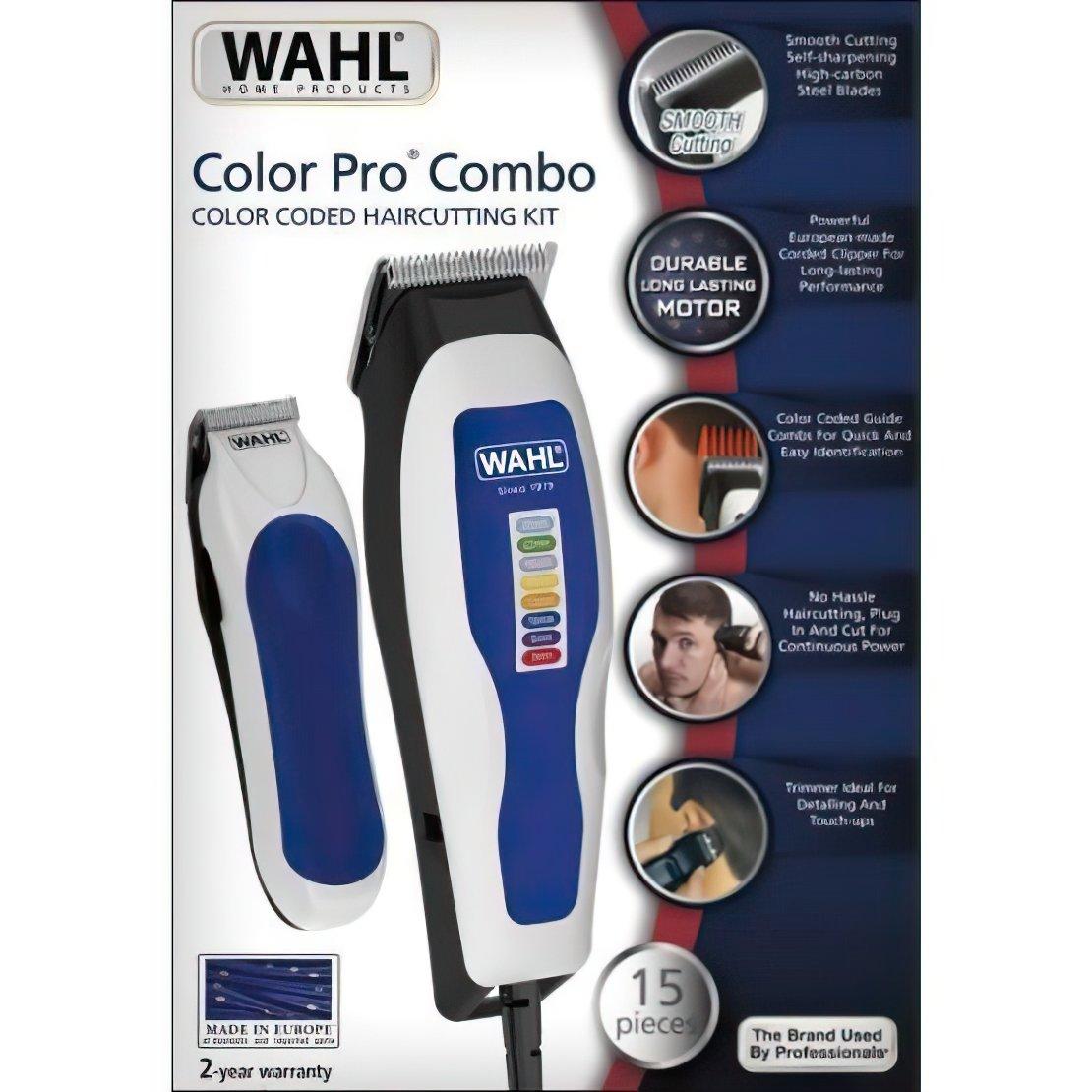 Набор для стрижки MOSER WAHL ColorPro Combo 1395.0465 фото