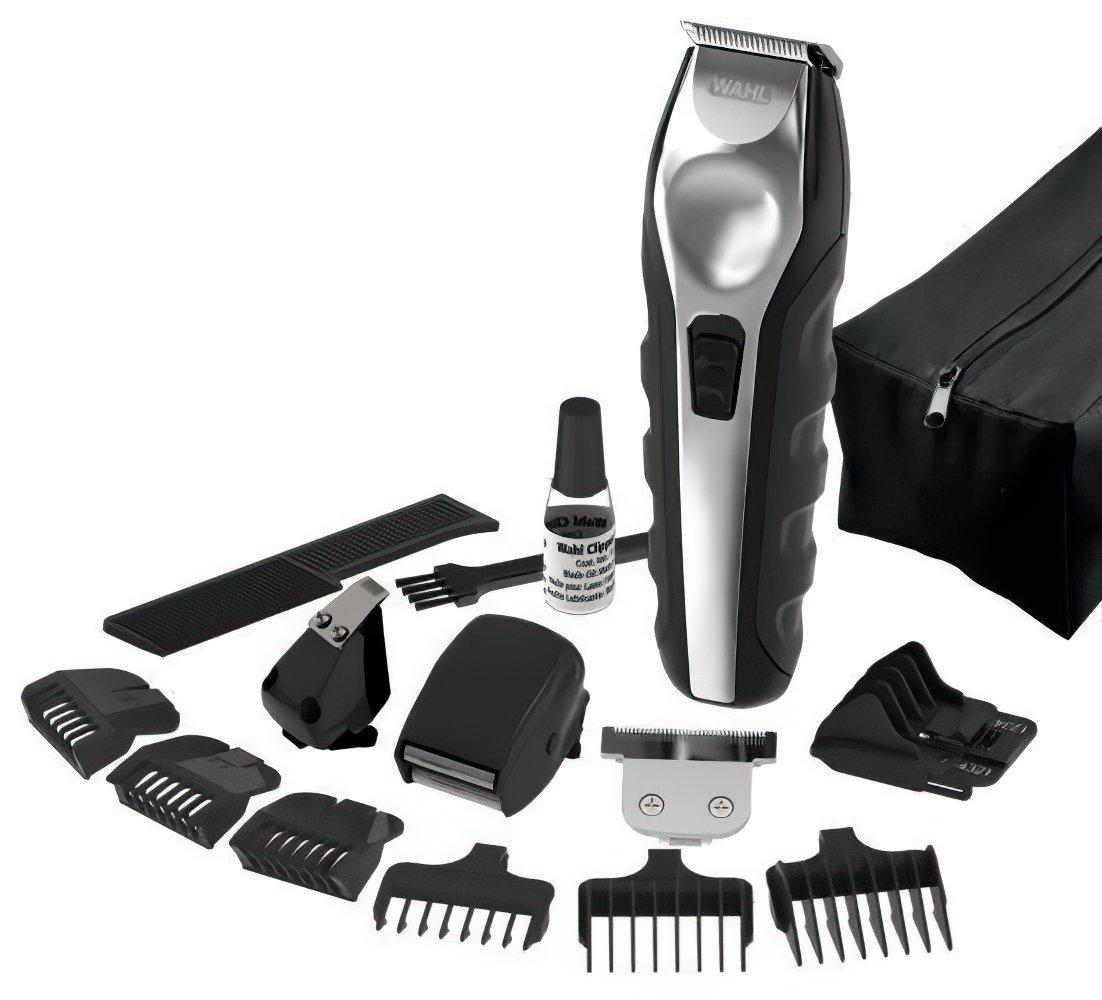 Машинка для стрижки MOSER WAHL Ergonomic Total Grooming Kit 09888-1216 фото