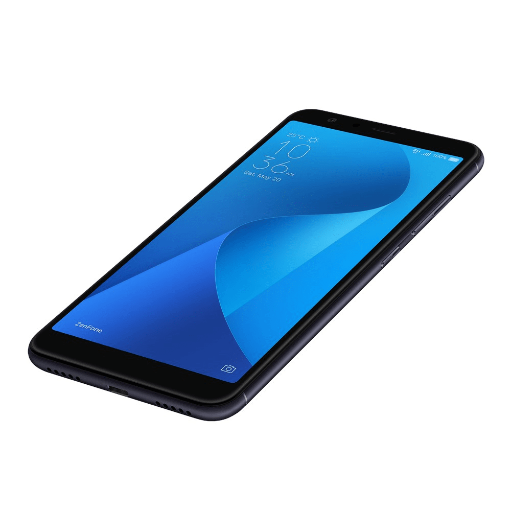 Смартфон Asus ZenFone Max Plus (M1) (ZB570TL-4A023WW) DS Black фото 5