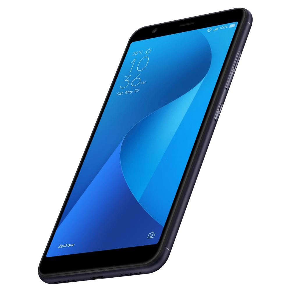 Смартфон Asus ZenFone Max Plus (M1) (ZB570TL-4A023WW) DS Black фото 4