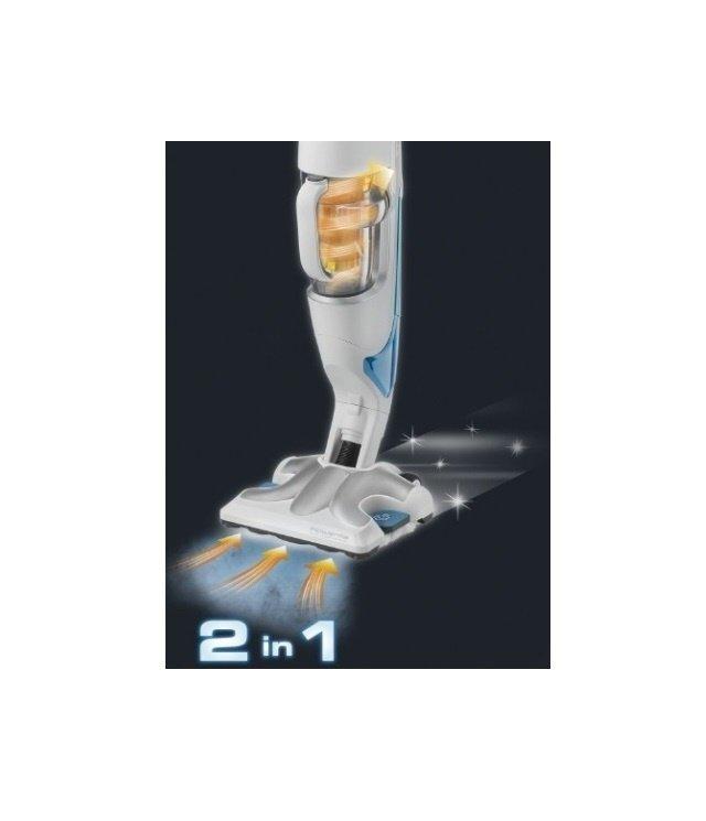 Пылесос-пароочиститель ROWENTA 2-в-1 Clean&Steam RY7557WH фото 7