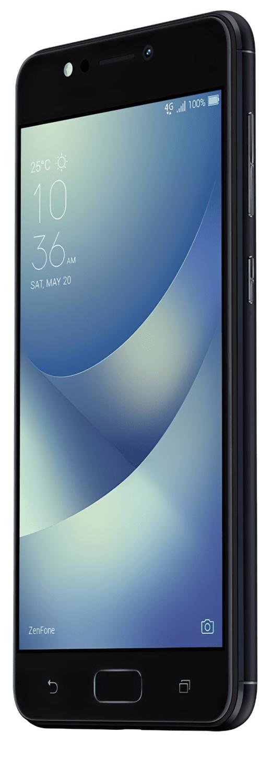 Смартфон Asus ZenFone 4 Max (ZC520KL-4A045WW) DS Black фото 3