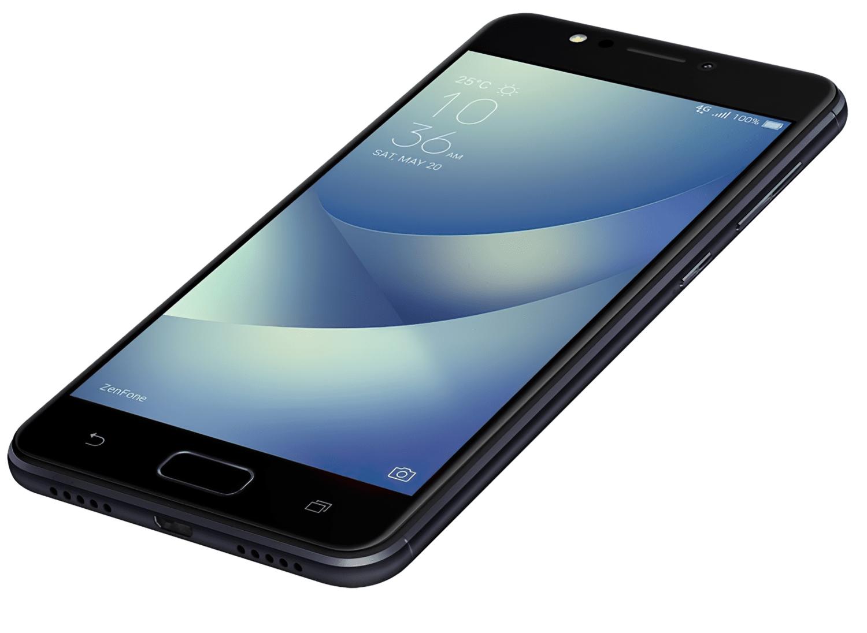 Смартфон Asus ZenFone 4 Max (ZC520KL-4A045WW) DS Black фото 4