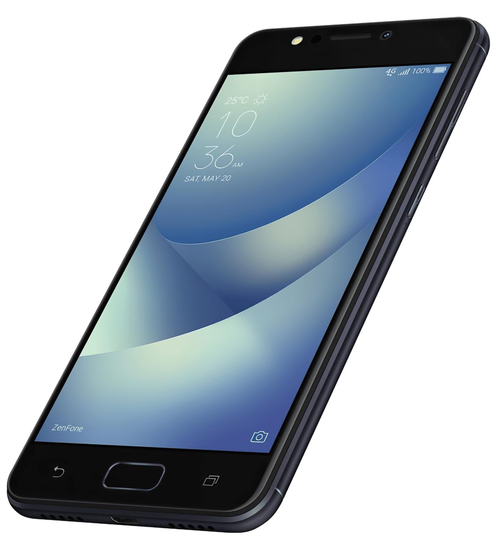 Смартфон Asus ZenFone 4 Max (ZC520KL-4A045WW) DS Black фото 5