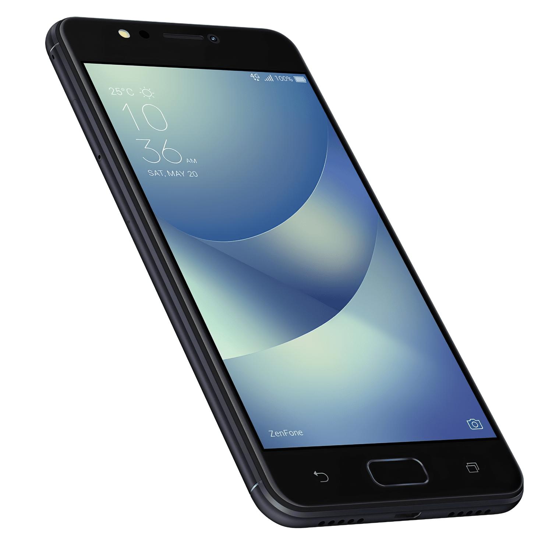 Смартфон Asus ZenFone 4 Max (ZC520KL-4A045WW) DS Black фото 6