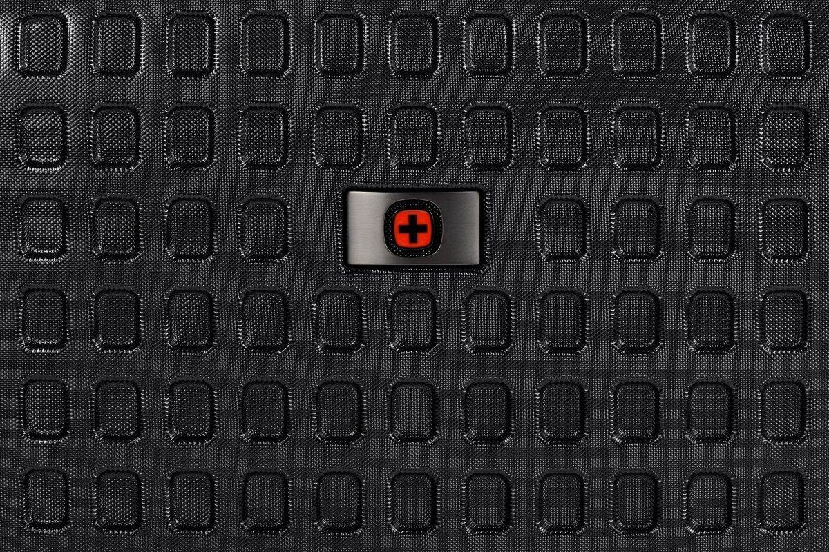 """Чемодан пластиковый Wenger Matrix 20"""" малый , черный (604352) фото"""