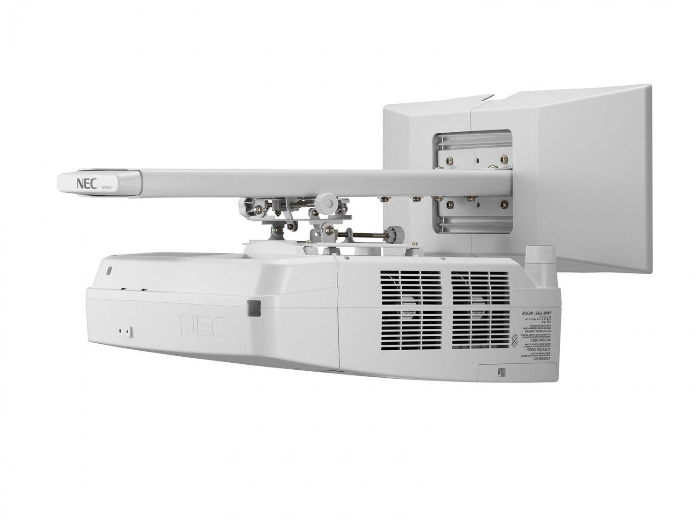 Ультракороткофокусний проектор NEC UM351W (3LCD, WXGA, 3500 ANSI lm) (60003842) фото