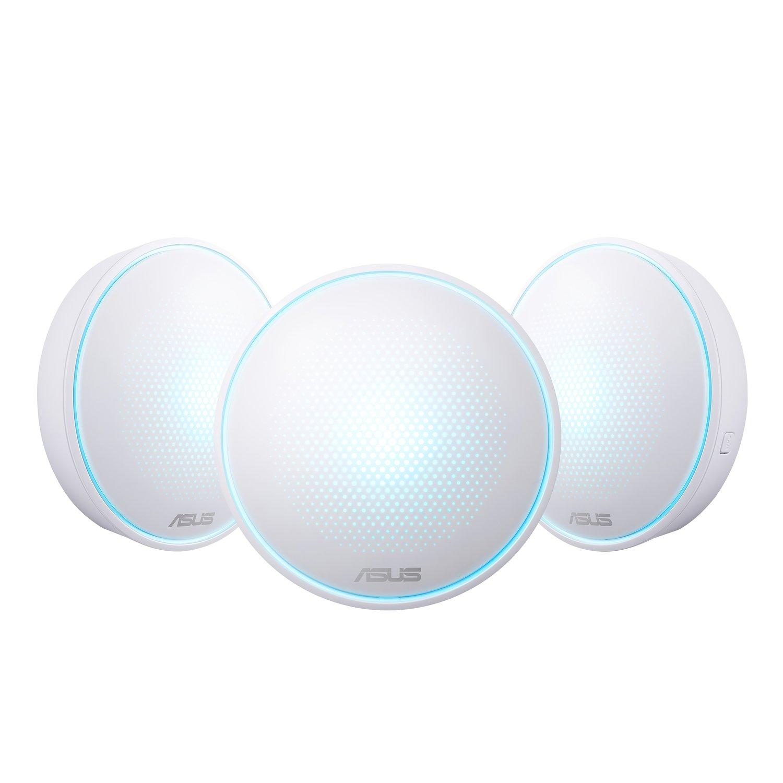 Бездротова система Wi-Fi Asus Lyra MAP-AC2200фото7