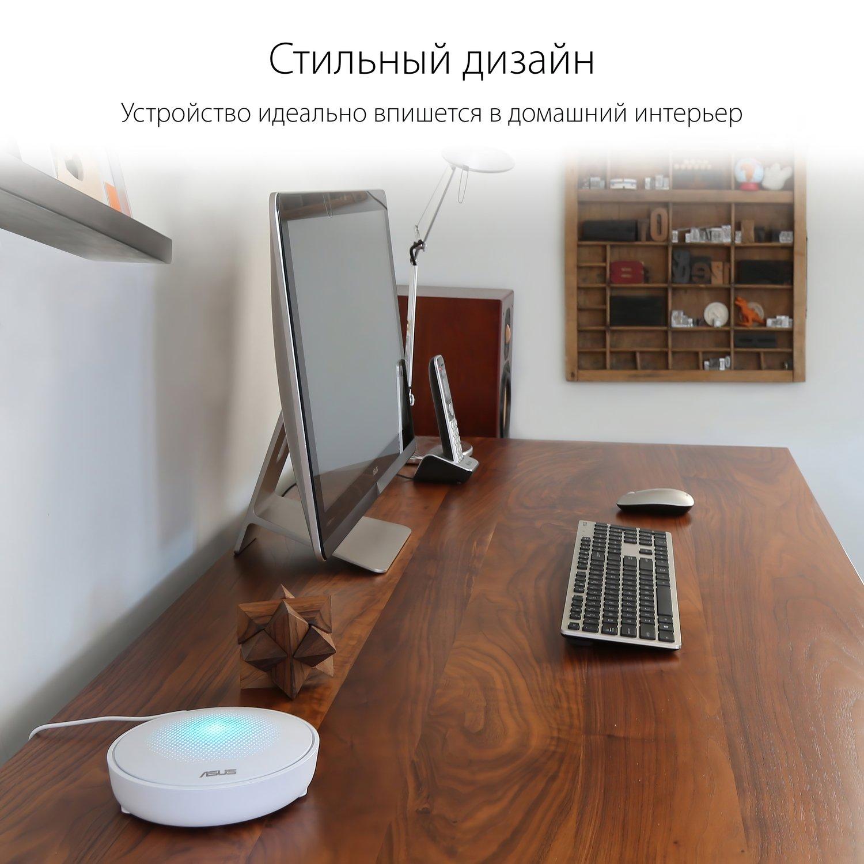 Бездротова система Wi-Fi Asus Lyra MAP-AC2200фото14