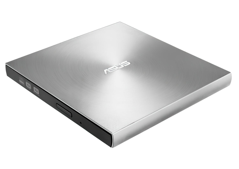 Зовнішній оптичний привід ASUS DVD ± R/RW USB 2.0 ZenDrive U7M Silver фото2