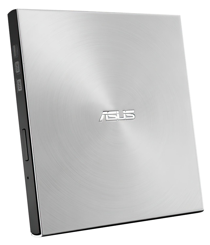 Зовнішній оптичний привід ASUS DVD ± R/RW USB 2.0 ZenDrive U7M Silver фото3