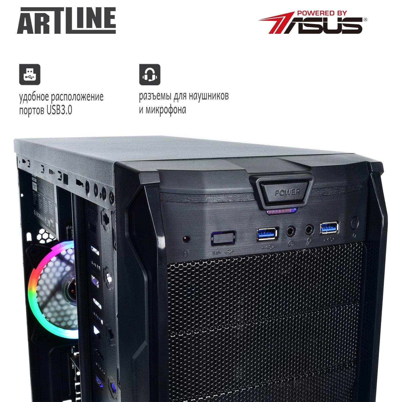 Системний блок ARTLINE Gaming X35 (X35v14) фото9