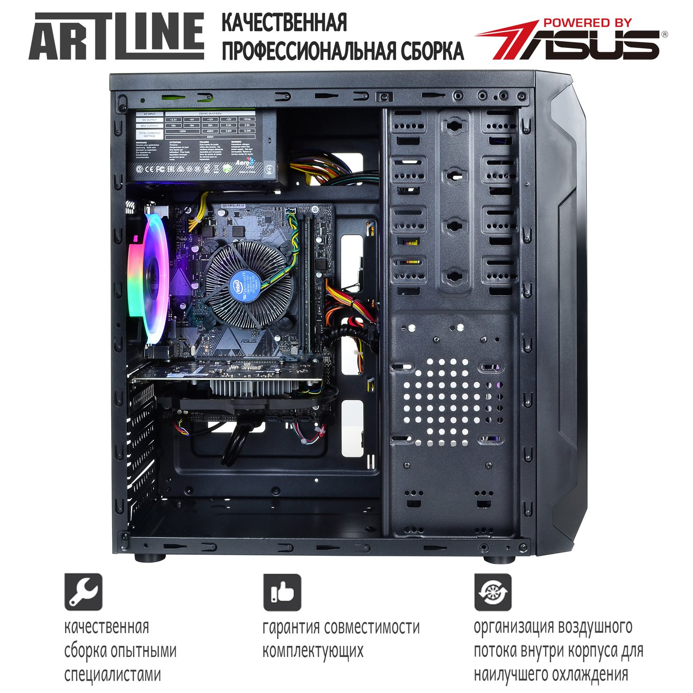 Системний блок ARTLINE Gaming X35 (X35v14) фото7