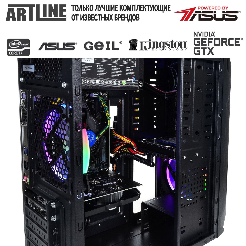 Системний блок ARTLINE Gaming X35 (X35v14) фото10