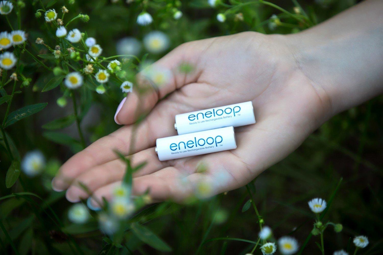 Акумулятор Panasonic Eneloop AA 1900 mAh 2 шт фото