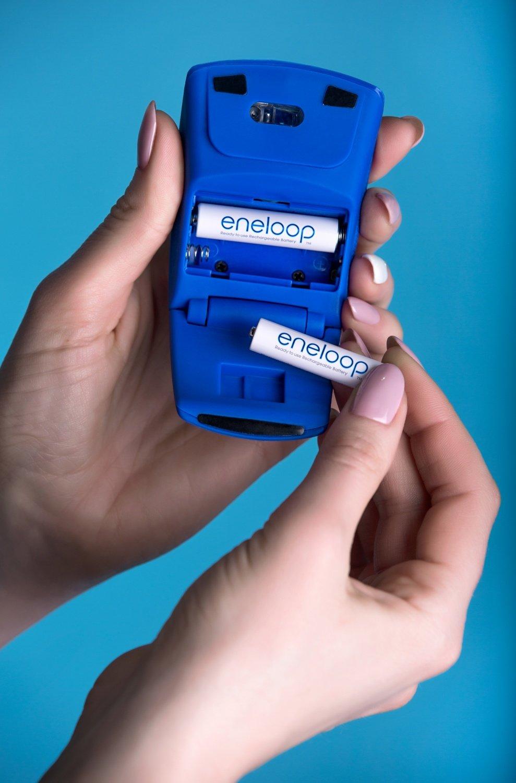 Аккумулятор Panasonic Eneloop AAA 750 mAh 2 шт фото