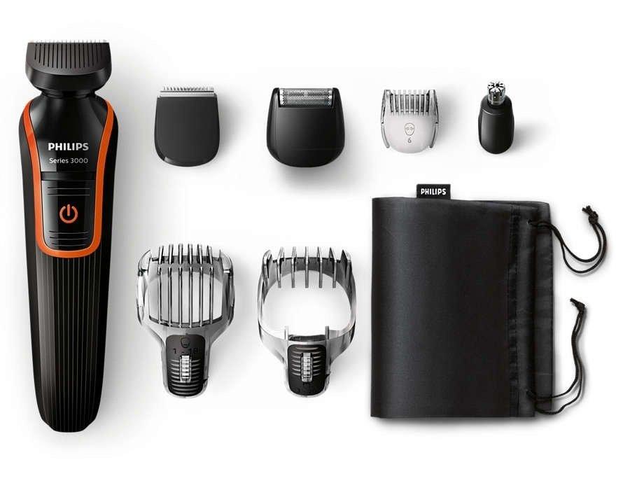 Триммер для бороды и усов Philips QG3340/16 (QG3340/16) фото 4