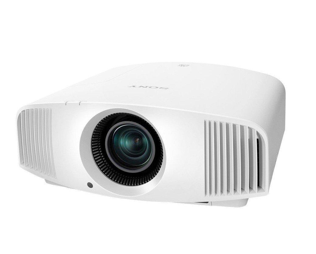 Проектор для домашнего кинотеатра Sony VPL-VW260 White (SXRD, 4k, 1500 ANSI Lm) (VPL-VW260/W) фото