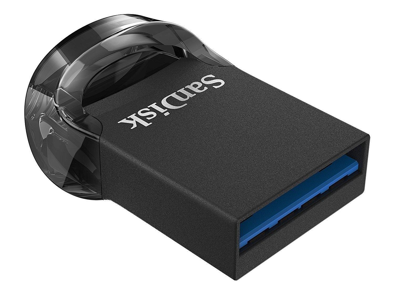 Накопичувач USB 3.1 SANDISK Ultra Fit 32GB (SDCZ430-032G-G46) фото